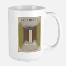 See America Mug