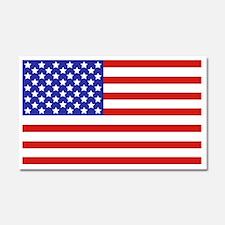American flag Car Magnet 20 x 12