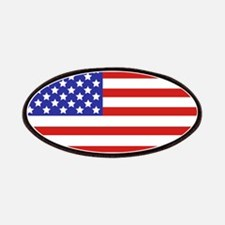 American flag Patches