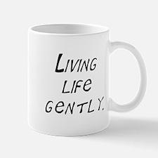 living life gently Mug
