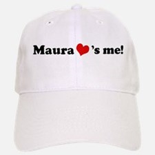 Maura loves me Baseball Baseball Cap