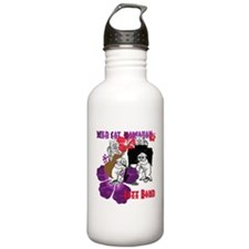 Wild Cats Jazz Band Water Bottle