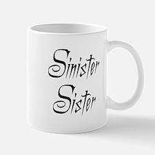 sinister sister Mug