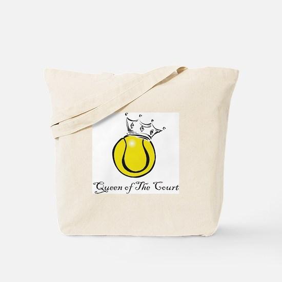 Cute Womens tennis Tote Bag