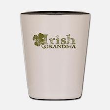 Irish Grandma Shot Glass