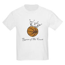 bball queen T-Shirt