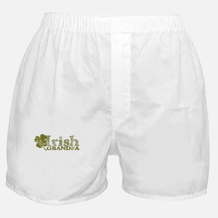 Irish Grandpa v2 Boxer Shorts