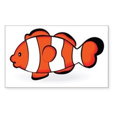 Clown Fish Decal