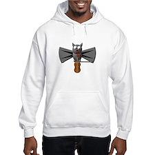 CUTE VAMPIRE BAT WITH VIOLIN Hoodie
