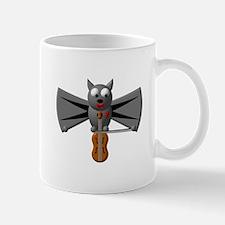 CUTE VAMPIRE BAT WITH VIOLIN Mug