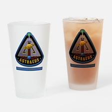Mission Astraeus Drinking Glass