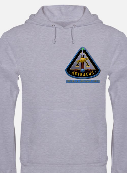 Astraeus Chest Patch Hoodie