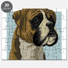 boxer dog drawing Puzzle