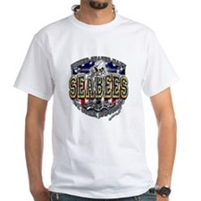 USN Navy Seabees Anchor Shiel Shirt