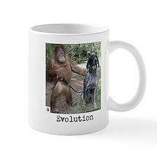 Evolution-Small Mug