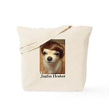 Justin Fleaber-Tote Bag