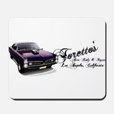 Toretto's Mousepad