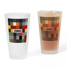 BMW 2002 Colors Drinking Glass