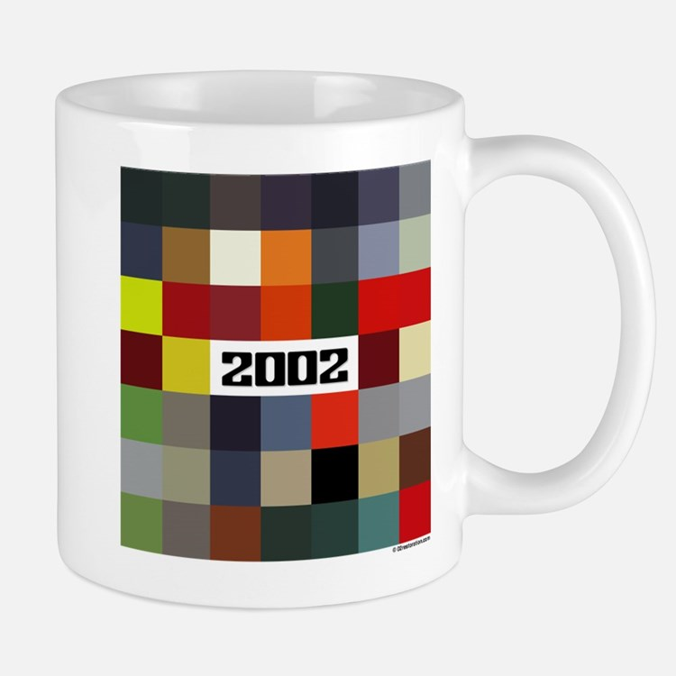BMW 2002 Colors Mug