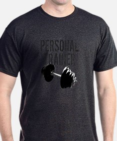 Personal Trainer Weight Training T-Shirt
