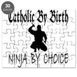 Catholic By Birth, Ninja By C Puzzle