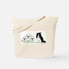 Cute Border Tote Bag