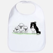 Funny Sheep Bib