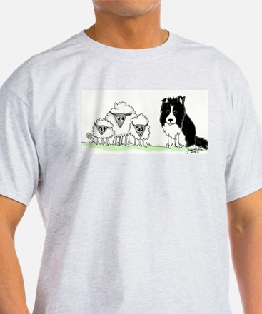Funny Border collie T-Shirt