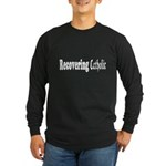 Recovering Catholic Long Sleeve Dark T-Shirt