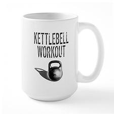 Kettlebell Workout Mug