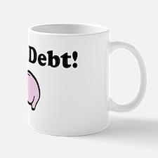 I'm in Debt Mug
