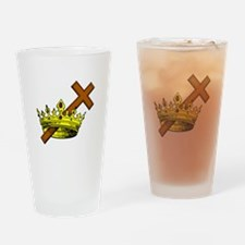 Christ the King Drinking Glass