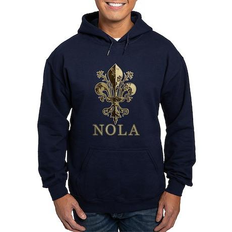 NOLA Antique Fleur Hoodie (dark)