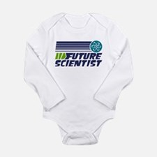 Future Scientist Long Sleeve Infant Bodysuit