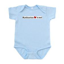 Katharine loves me Infant Creeper
