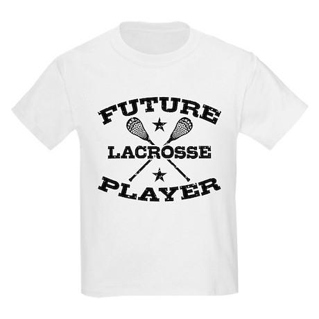 Future Lacrosse Player Kids Light T-Shirt