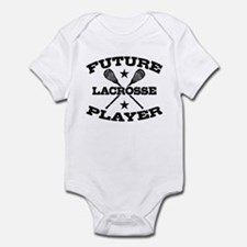 Future Lacrosse Player Onesie