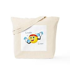 Lovable Loser Tote Bag