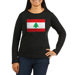 Flag of Lebanon T-Shirt