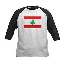 Flag of Lebanon Tee