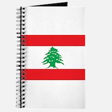 Flag of Lebanon Journal