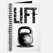 Kettlebell LIFT Workout Journal