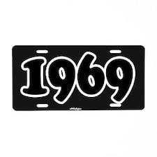 License Plate Aluminum License Plate