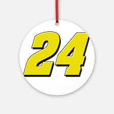 JG24 Ornament (Round)