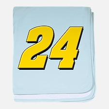 JG24 baby blanket