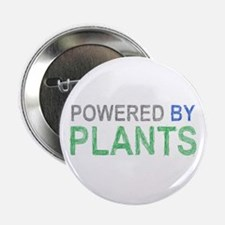 "Powered By Plants 2.25"" Button"