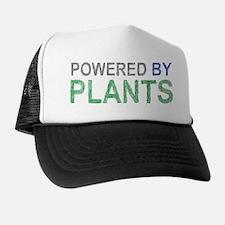 Powered By Plants Trucker Hat