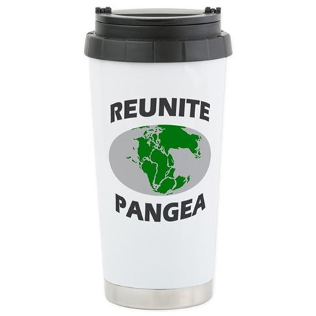 Reunite Pangea Stainless Steel Travel Mug