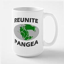Reunite Pangea Mug