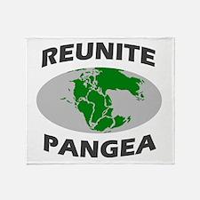 Reunite Pangea Throw Blanket